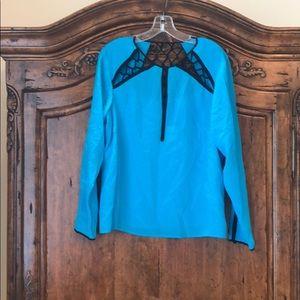 Nanette Lepore blouse.